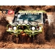 BT4x4 Toyota Machito/LandCruiser70 Parachoque Delantero Rally