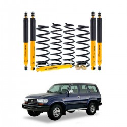 OME Toyota Burbuja/Autana/Landcruiser 4Pulg 80 Series Kit Suspension OldmanEmu