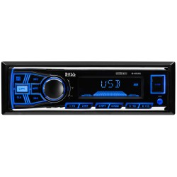 BOSS Reproductor Multimedia 610UA 1DIN  (sin CD / DVD)