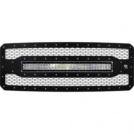 Rigid Grille F250 Super Duty hasta 2016