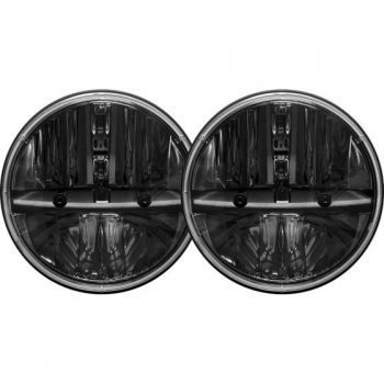 RIgid Redondo 7Pulg Faros Frontales Headlight
