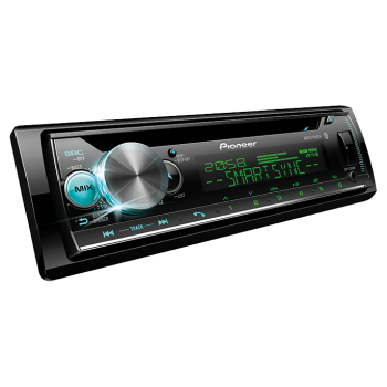 Pioneer DEH-500BT CD con MIXTRAX, Bluetooth Integrado, Control Directo para iPod/iPhone