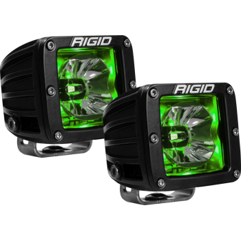 Rigid Dually Radiance Pod VERDE (PAR)