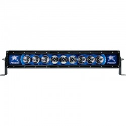 Rigid Barra Led Radiance 20Pulg Azul