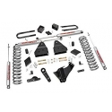 Rough Country 4.5Pulg Ford F250 2011-2014 Suspension Kit