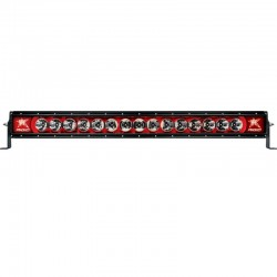 Rigid Barra Led Radiance 30Pulg Roja