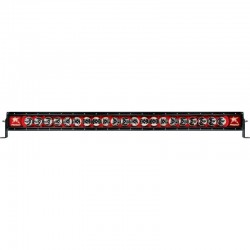 Rigid Barra Led Radiance 40Pulg Roja