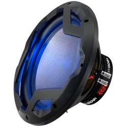 "BOSS Bajo 12"" 1600w LED Azul PD12LED"