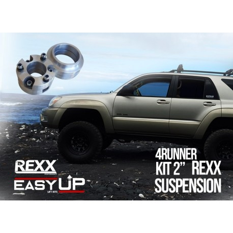 REXX Suspension 2Pulg 4Runner 2005/2009