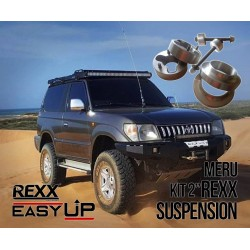 REXX Toyota Meru KIT Suspension 2Pulg EasyUp