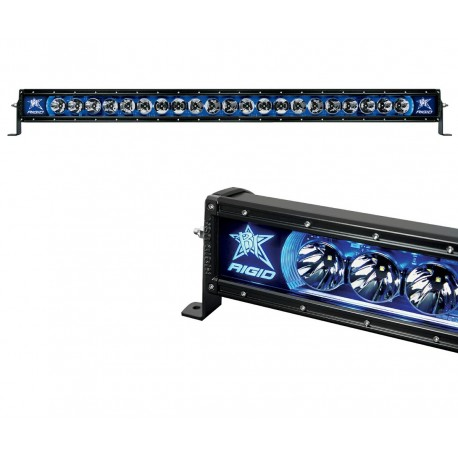 Rigid Barra Led E-Radiance 40Pulg Azul