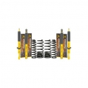OME Toyota Fortuner Dubai 2.5Pulg Kit Suspension Oldmanemu