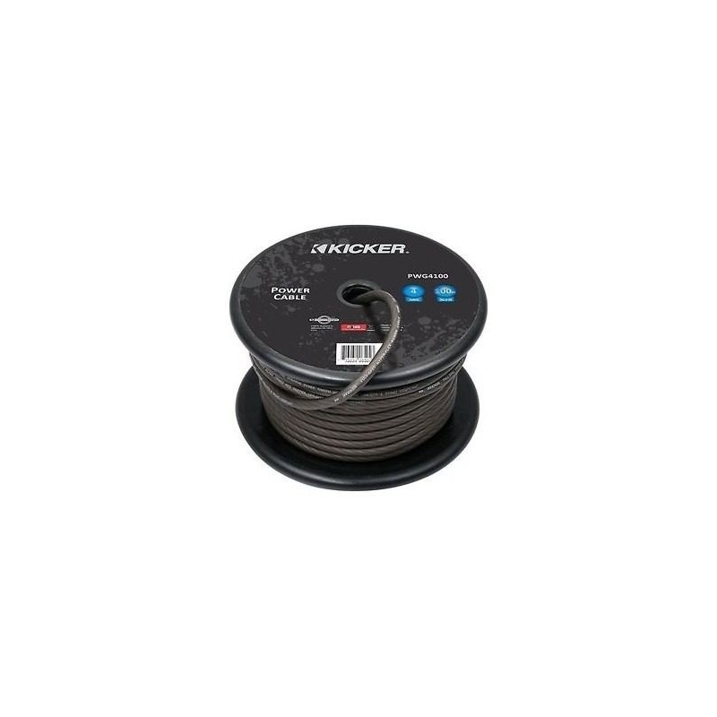 Kicker Cable 4G de 100p Pies