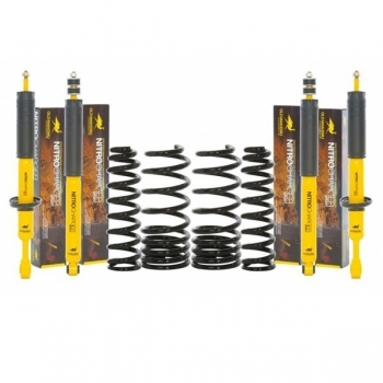 OME Toyota Prado 2.5Pulg Kit Suspension Oldmanemu