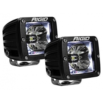 Rigid Dually Radiance Pod Blanco (PAR)