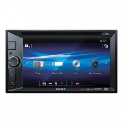 "DVD 6.2"" Aux,CD MP3, USB, 2DIN"