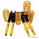 Proshock Toyota Fortuner 2Pulg Kit Suspension