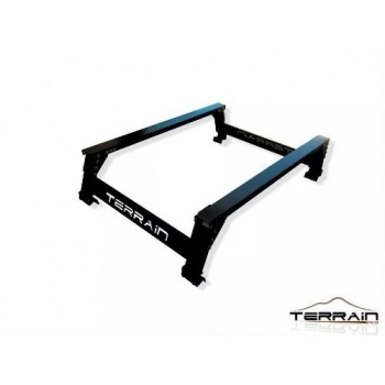 Terrain4WD Rack Pickup Adaptable. Universal Pickup