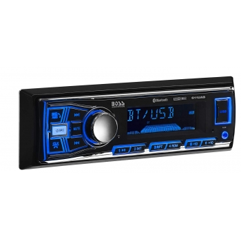 BOSS 611UAB Reproductor 1DIN USB,Bluetooth,AUX