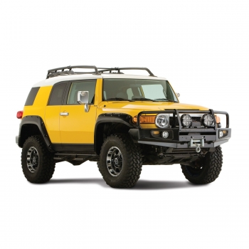 Bushwacker Buches Remachados FJ Cruiser