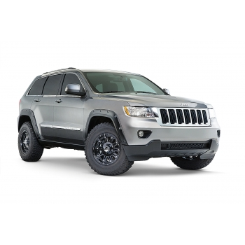 Bushwacker Buches Remachados Jeep Grand Cherokee WK2