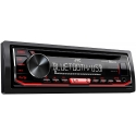 JVC Reproductor KD-R792BT CD, Control Remoto, USB, Bluetooth Android/apple