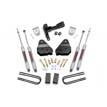 Rough Country 3Pulg Ford F250 2011-2014 Suspension Kit SIN ESPIRALES