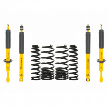 OME Toyota Land Cruiser 200 Series / Roraima 2.5Pulg Kit Suspension OldManEmu