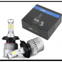 S2 LED H4 Kit Bombillos 8000l (PAR)