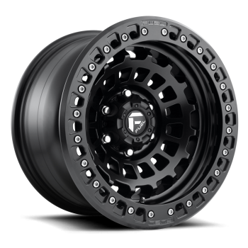 Fuel Wheels Zephyr Black Beadlock 17x9 6Huecos