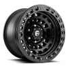 Fuel Wheels Zephyr Black Beadlock 17x9 6Huecos (SET)
