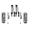 FOX Racing Toyota 4Runner Coilover Reservoir 3Pulg Kit Suspension 2.0 Performance Series