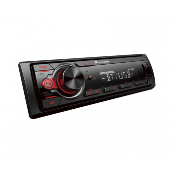 Pioneer Reproductor MVH-S215BT, USB, AUX, Bluetooth, y Control Directo para Apple/Android