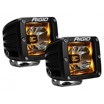 Rigid Dually Radiance Pod color Amber